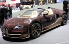 Bugatti Veyron Vitesse Rembrandt Bugatti Edition
