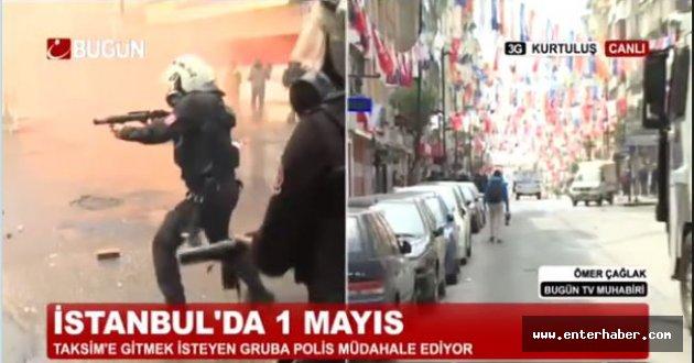 1 Mayıs İstanbul'dan Canlı Yayın İzle