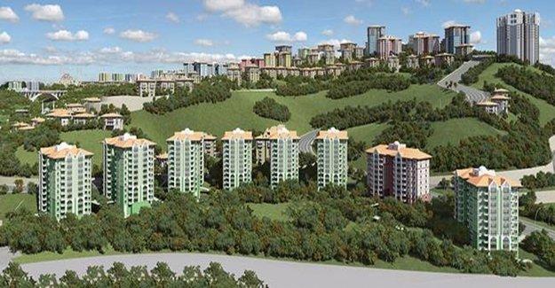 Ankara'da inşa edilecek 1.123 konutun ihalesi yapıldı