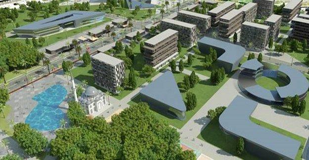 Antalya'nın rüya projesinde imar planları kabul edildi