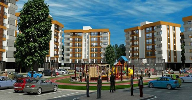 Adana Ceyhan'da 499 konut inşa edilecek