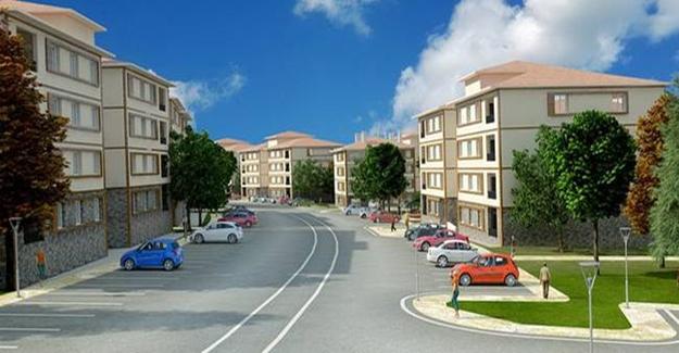 Sakarya Kocaali'de 448 konut inşa edilecek