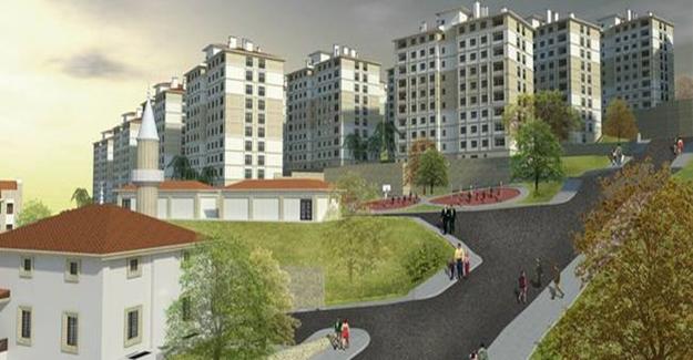 İskenderun'a 1.053 konutluk yeni bir yaşam alanı