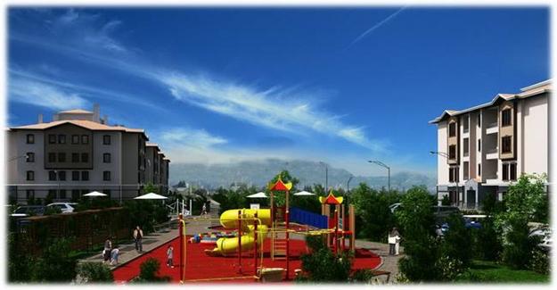 Ankara Nallıhan'a yöresel mimaride 173 konut