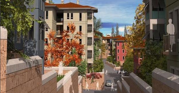 TOKİ'den Gaziantep Şehitkamil'e mahalle konseptinde 694 konut