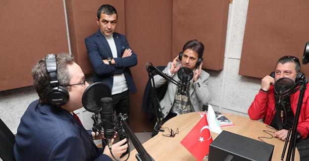 Radyo Başakşehir yayın hayatına başladı