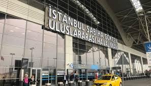 Sabiha Gökçen'de uçuşlar geçici süreyle durduruldu