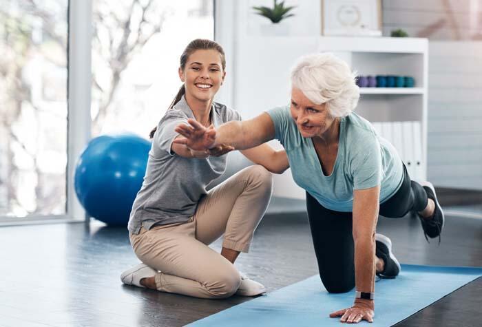 ''Her yaş için günlük egzersiz şart''