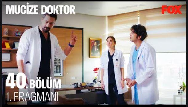 Mucize Doktor 40.Bölüm Fragmanı