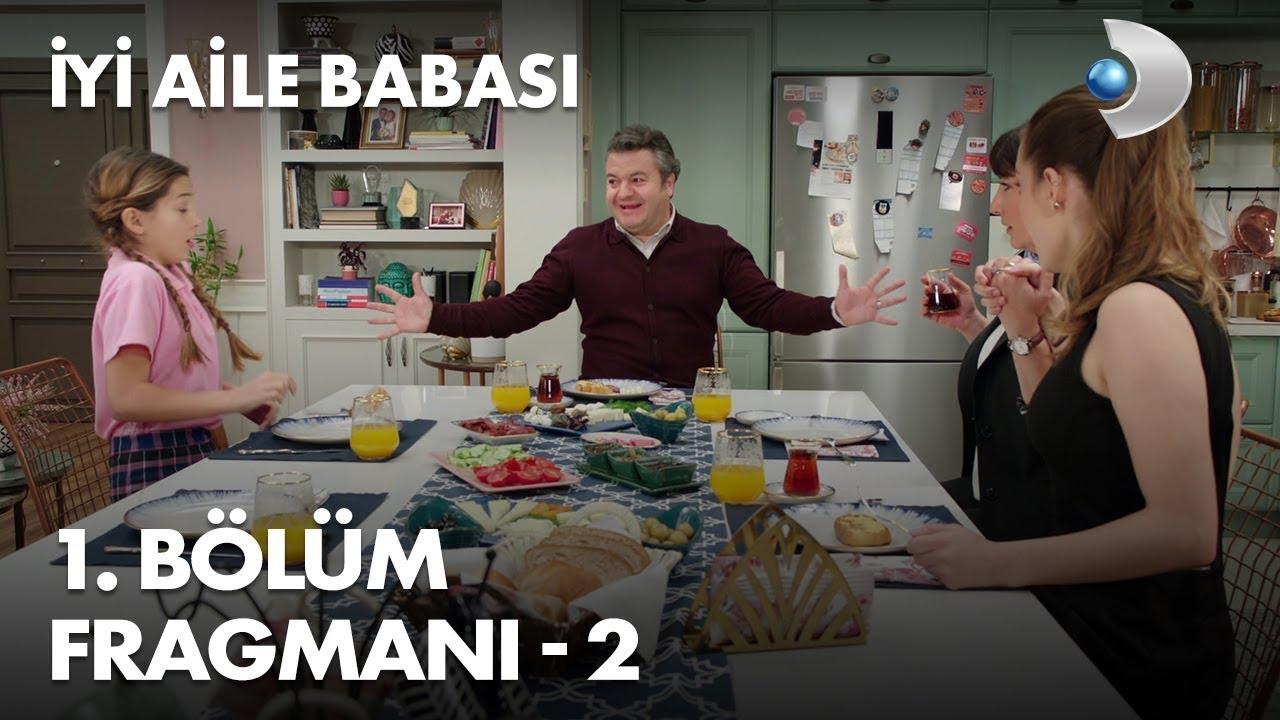 İyi Aile Babası 1. Bölüm 2. Fragmanı Kanal D'de başlıyor!