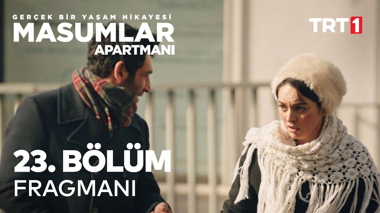 Masumlar Apartmanı 23.Bölüm Fragmanı