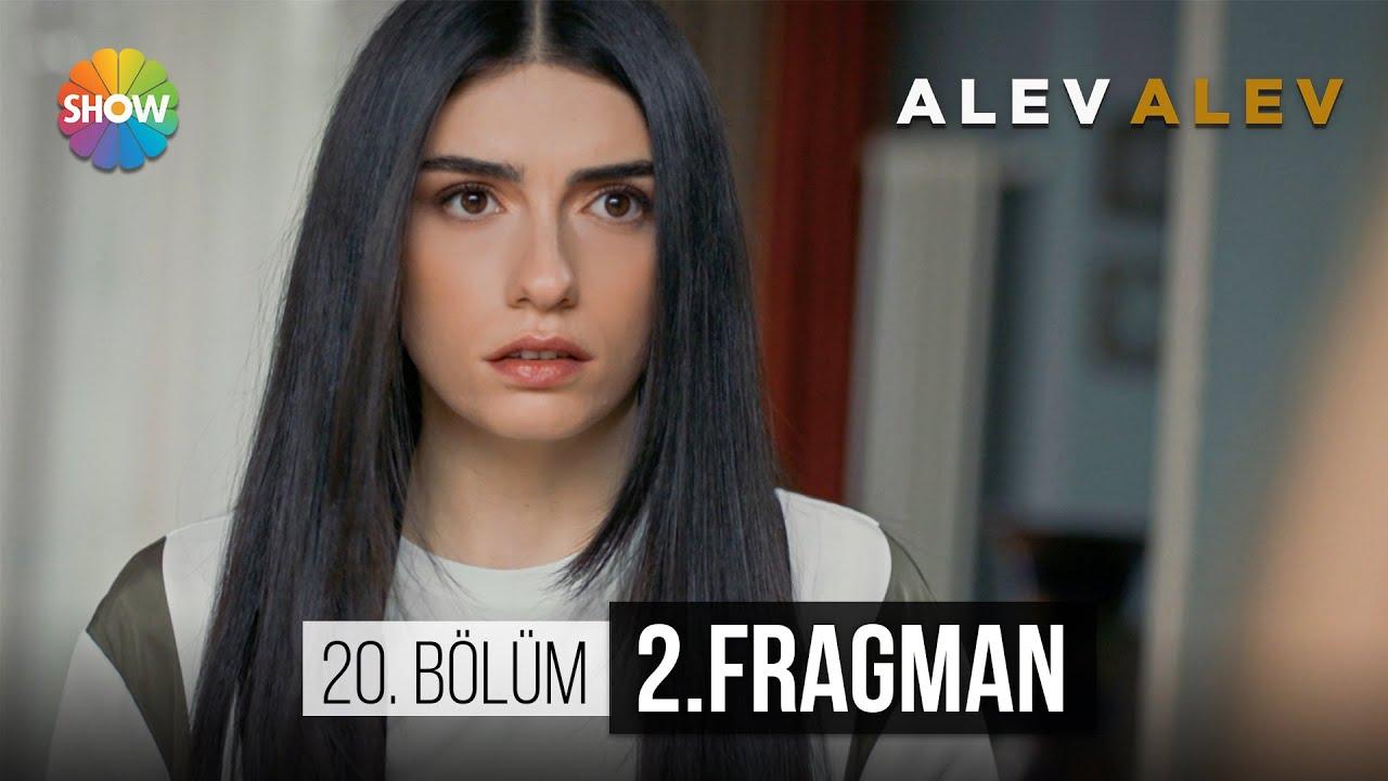 Alev Alev 20.Bölüm 2. Fragmanı