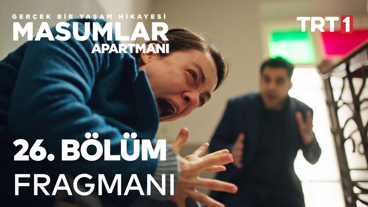 Masumlar Apartmanı 26.Bölüm Fragmanı