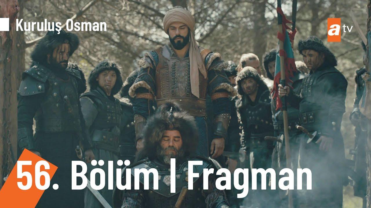Kuruluş Osman 56.Bölüm Fragmanı