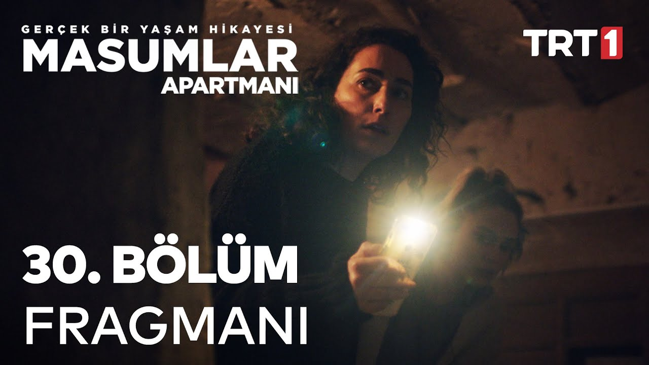 Masumlar Apartmanı 30.Bölüm Fragmanı