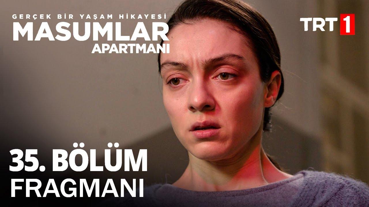 Masumlar Apartmanı 35.Bölüm Fragmanı