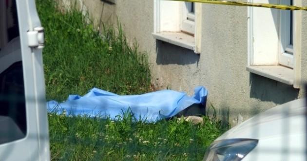8. Kattan Düşen 2,5 Yaşındaki Çocuk Öldü