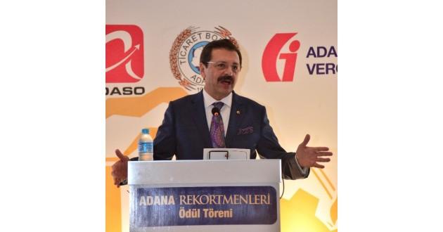 Adana Rekortmenleri Ödül Töreni