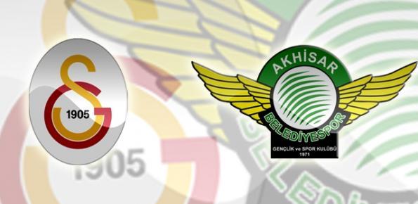 Akhisar Belediyespor 1-2 Galatasaray Geniş Özeti İzle