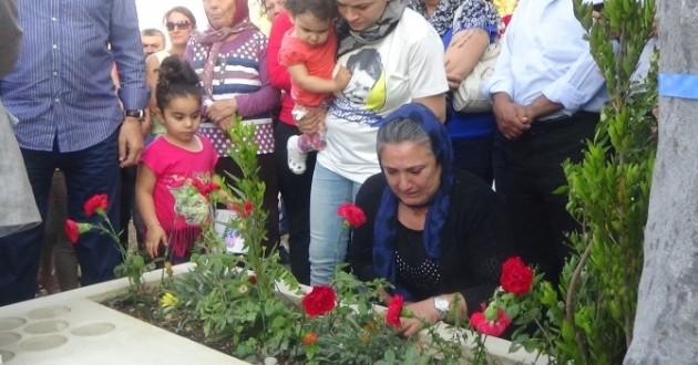 Ali İsmail Korkmaz Mezarı Başında Anıldı