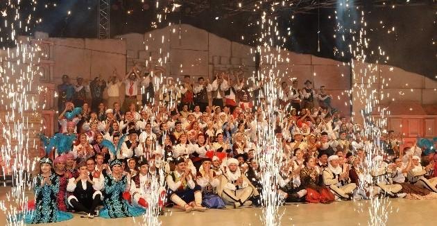 Altın Karagöz Festivali'nde Dünyaya Barış Mesajları