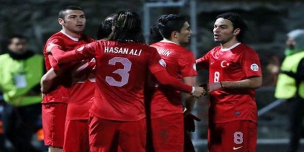 Andorra 0-2 T�rkiye Ma�� Geni� �zeti