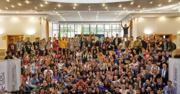 Android'in Kalbi Ankara'da Atacak