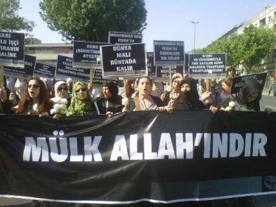 Antikapitalist müslüman gençler