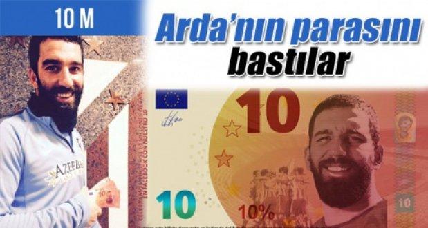 Atletico Madridden Ardalı banknot