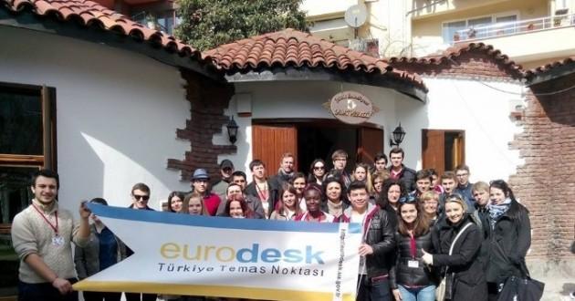 Avrupa Fırsatları İçin Gençiz'e Gelin Çağrısı