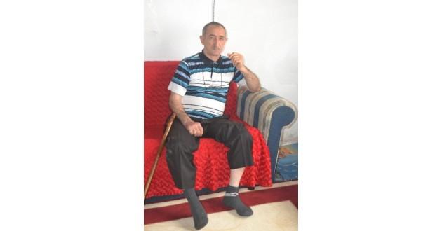 Ayak Parmakları Kesilen Şeker Hastası Baba Yardım Bekliyor