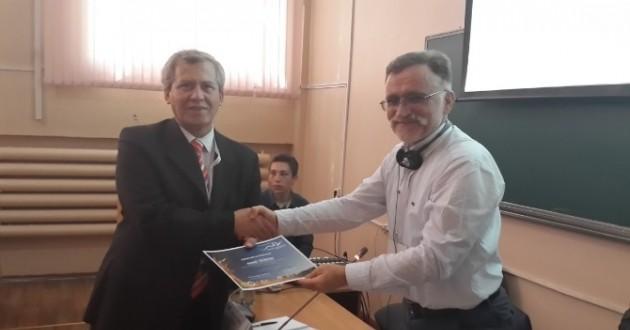 Bozuk Orman Alanlarında Rehabilitasyon Ve Restorasyon Forumu Kazakistan'da Düzenlendi