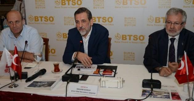 BTSO, Konsey Başkanlarını İftarda Buluşturdu