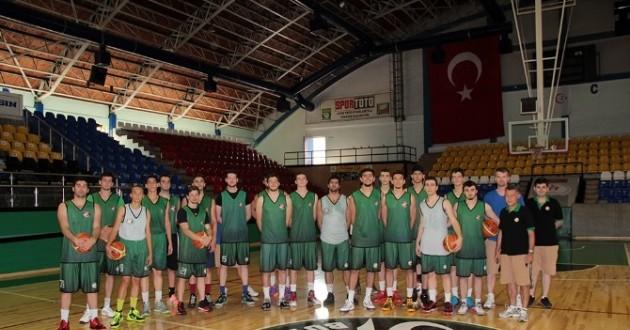 Büyükşehir Basket Genç Yetenekleri Arıyor
