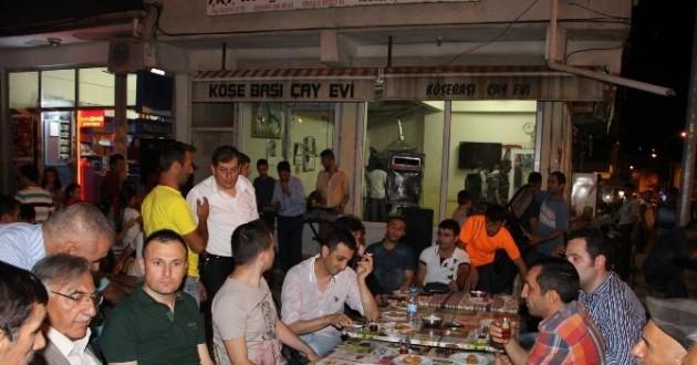 Çarşı Başında Ramazan Eğlenceleri Tavan Yapıyor
