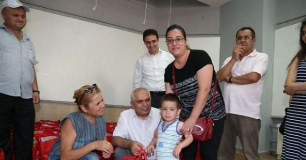 Çölyak Hastalarına Gıda Paketi Yardımı