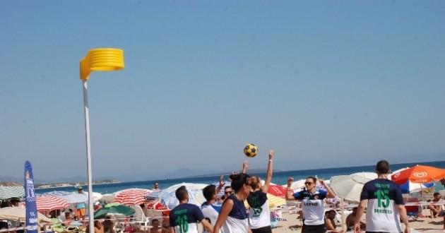 Didim 3. Plaj Korfbol Turnuvası Sona Erdi