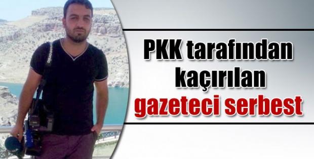 Diyarbakır'da Kaçırılan Gazeteci Serbest Bırakıldı İzle