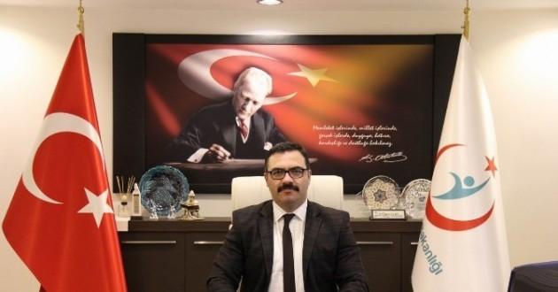 """Dr.çetin """"Ramazan'da Sağlığa Daha Fazla Önem Verilmeli"""""""
