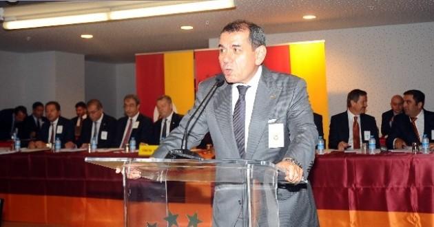 Dursun Özbek Genel Kurul'dan Yetki İstiyor