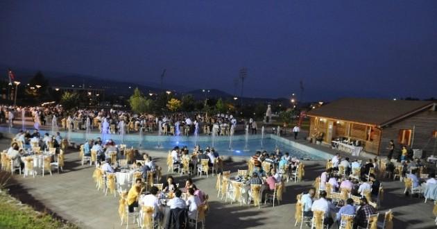 Düzce Üniversitesi Ailesi İftarda Bir Araya Geldi