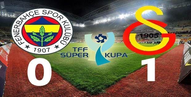 Galatasaray 1- 0 Fenerbahçe Maçı Geniş Özeti İzle