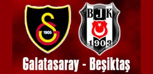Galatasaray 2 Beşiktaş 1 Geniş Özeti ve Golleri İzle
