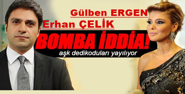 Gülben Ergen ve Ehan Çelik'in aşk yaşadığı iddia edildi