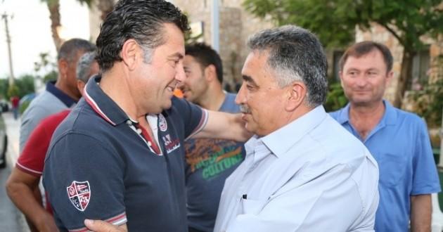 Gündoğanlı Vatandaşlar İftarda Bir Araya Geldi