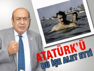 Hasip Kaplan'dan Atatürk'lü savunma