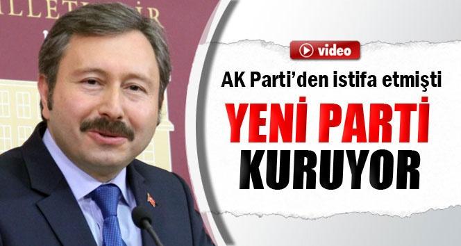İdris Bal'dan yeni parti açıklaması İZLE