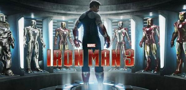 Iron Man 3 Yeni Fragman