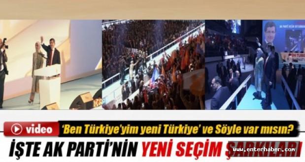 İşte AK Partinin yeni seçim şarkıları İzle