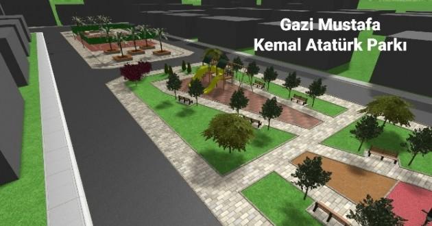 Kuşadası'na 4 Yeni Park Yapılacak